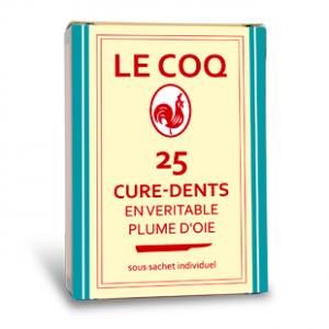 LECOQ_curedents bte 25plume